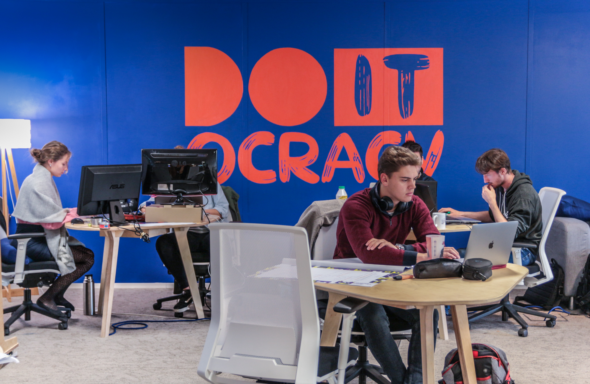 DO IT OCRACY, programme d'incubation de l'IoT Valley