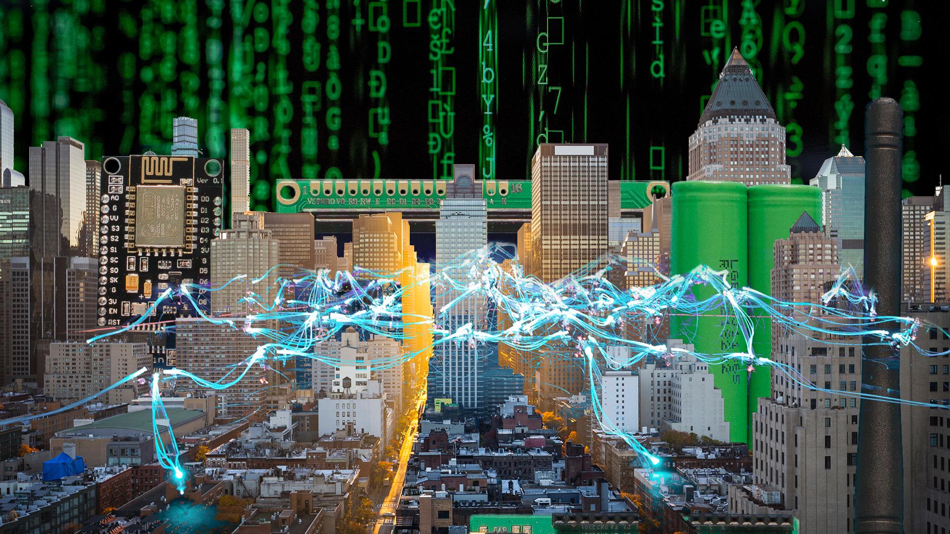 Capteurs, éléments clés de l'Internet des Objets (IoT)